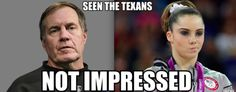 The Texans Are Good, But…