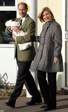 James, Viscount Severn, was born December 17, 2007 and is the second child and only son of Prince Edward and Sophie, Countess of Wessex.