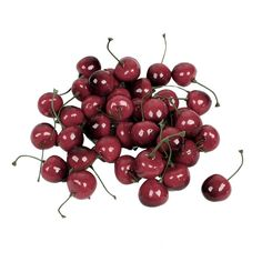 GleaderFaux Fake Craft Cherry Simulation Fruits Decor Desk Ornament 40 Pcs ** Be sure to check out this awesome product.
