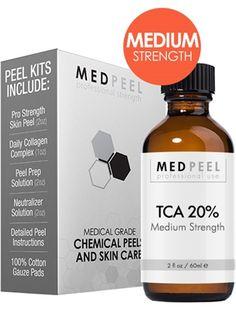 TCA 20% Peel Kit - Trichloroacetic Acid