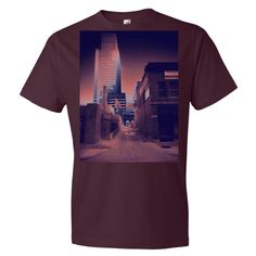 10% off your first order with coupon code NEW10. Check out our newest shirt design http://www.runrampid.com/products/faded-skyscraper-v2-t-shirt