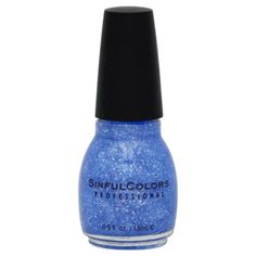 Sinful Colors Nail Polish- Hottie. This is a near dupe (and cheaper alternative) to OPI's Last Friday Night.