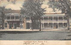 Carmichael hotel Marion, SC