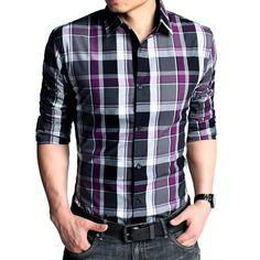 Camisa Xadrez Masculina. Clique e confira vários modelos em #PROMOÇÃO http://www.camisariarg.com/catalogo-masculino/camisa-xadrez-masculina.html