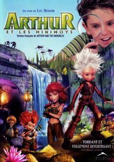 Arthur Y Los Minimoys [2006] [DVD5] [Latino] Mega +