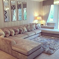Another of our cosy sofas for cosy nights in