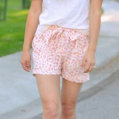 How to Sew Shorts: 18 Free Shorts Patterns | AllFreeSewing.com