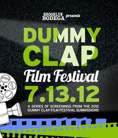 Dummy Clap Film Festival Schedule