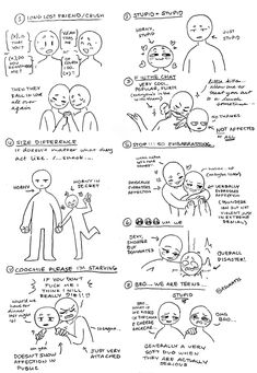 """""""here are my favorite ship dynamics, lmk if we share one 😳 sorry for being STUPID"""" Couple Poses Drawing, Drawing Reference Poses, Couple Drawings, Drawing Tips, Art Reference, Ship Drawing, Drawing Base, Character Inspiration, Character Design"""