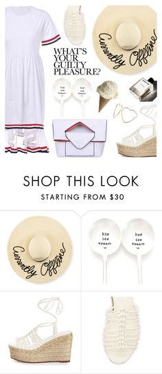 """""""What's your guilty pleasure?! (4)"""" by wannanna ❤ liked on Polyvore featuring Eugenia Kim and Garance Doré"""