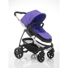 iCandy Strawberry 2 Pram & Pushchair in Prism and Black http://www.parentideal.co.uk/mothercare---icandy-peach-3-pushchair.html