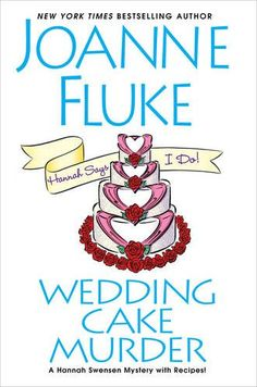 Wedding Cake Murder (A Hannah Swensen Mystery) by Joanne Fluke http://www.amazon.com/dp/1617732168/ref=cm_sw_r_pi_dp_.JCCwb0Y975YY