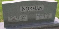 Everette John Norman (1905 - 1983) - Find A Grave Memorial