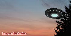 Da série: Fala Leitor <BR><BR> – Avistamento de disco voador associado à mutilação de animais