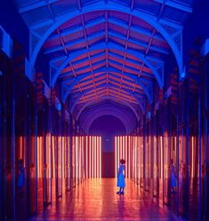 Reflection Room by Flynn Talbot at V&A | Yellowtrace