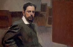 Self Portrait, 1904 - Joaquín Sorolla