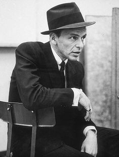 Frank Sinatra - In life there is no take two.