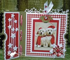 De kaarten van ons Mam Christmas Time Is Here, Christmas Cats, Christmas Ornaments, 3d Cards, Marianne Design, Cat Toys, Cardmaking, Advent Calendar, Winter