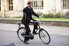 James Norton 'Grantchester' TV programme filming, Cambridge, Britain - 03 Sep 2015