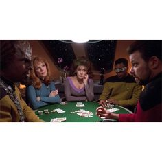 TNG Poker night