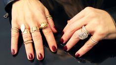 How To Wear Rings À La Rachel Zoe | The Zoe Report