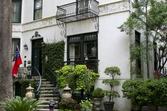 Savannah Garden Tours