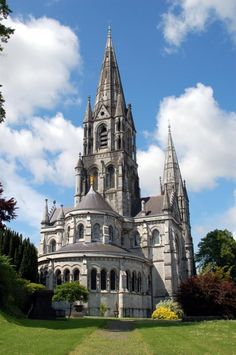 St. Finbarre's Cathedral, Cork Travel Guide