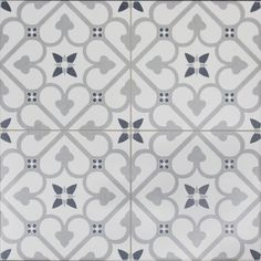 Brighton Grey Pattern Porcelain Floor Tiles from Tile Mountain only per tile or per sqm. Order a free cut sample, dispatched today - receive your tiles tomorrow Hall Tiles, Tiled Hallway, Bathroom Floor Tiles, Wall And Floor Tiles, Painted Floor Tiles, Bathroom Grey, Family Bathroom, Downstairs Bathroom, Shower Floor