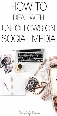 Seeing your followers go up and then down can be frustrating, but learning how to deal with unfollows on social media can help you focus on what's important in your business. Knowing that increasing your followers isn't as important as increasing your engagement can be a big mental hurdle - but one that can help you grow your business and allow you to be much happier.