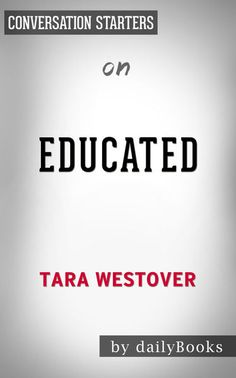 Book club discussion questions for educated a memoir