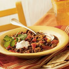 Mexican Black-Bean Chili