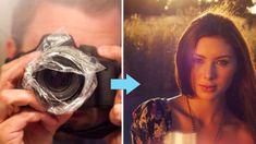 Se você gosta de experimentar truques fotográficos por conta própria, confira estas 10 dicas baratas, diferentes e fáceis de fazer, você irá encontrar a maioria dos objetos necessários até mesmo na sua casa.Aqui está um índice dos
