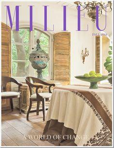 Cover MILIEU