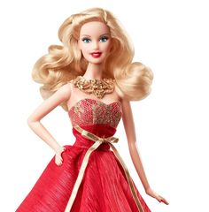 Amazon.com: Barbie Collector 2014 Holiday Doll (Discontinued by manufacturer): Toys & Games
