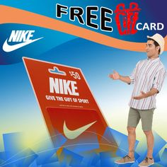 nike gift card redeem free get code today, Free Nike Gift Cards are redeemable for our site. you can get a free Nike gift card by a sample survey. Get the best deals on Nike Gift Cards. #nike, nikegiftcard, #nikegiftcardfree, #nikegiftcardwalmart, #nikegiftcarduk, #nikegiftcardamazon, #adidasgiftcard, #amazongiftcard, Nike Gift Card, Nike Gifts, Gift Cards, Coding, Best Deals, Free, Gift Vouchers, Gift Tags