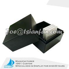 stone display sample box