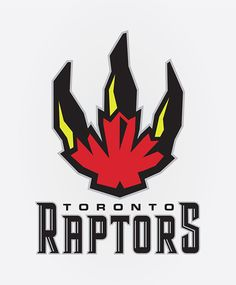 Toronto Raptors Branding on Behance