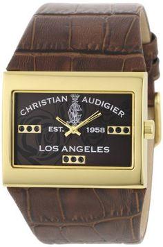 Christian Audigier Christian Audigier, Watches, Classic, Accessories, Women, Derby, Wristwatches, Clocks, Classic Books