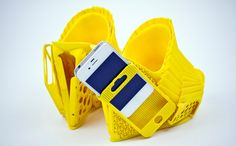 Damm....Need a new pair of shoes for the iphone 5....    No problem let's do it in 3D Printing