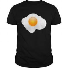 I Love Fried egg  Baby Contrast One Piece T-Shirts