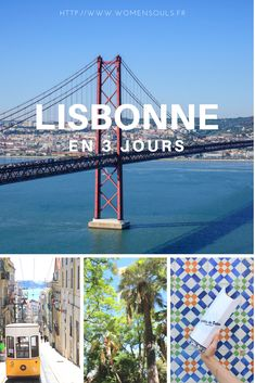 5 reasons to go absolutely to Lisbon - Women Souls Week End Europe, Voyage Europe, Holiday Places, Holiday Break, Europe Destinations, City Break, Trip Planning, Travel Photos, Travel Inspiration