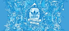 Adidas Originals by Jthree Concepts | for HappyLucky agency