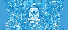 Adidas Originals / Jthree Concepts | Design Graphique