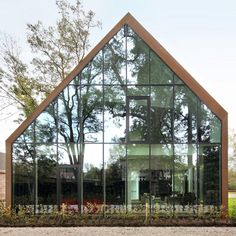 Graux  Baeyens Architects : Maison VDV