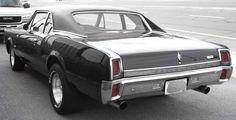 '67 Oldsmobile Cutlass