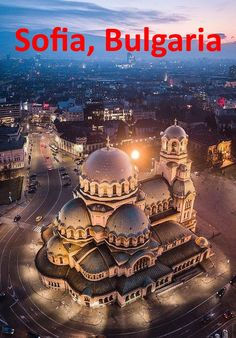 Buy online air tickets Sofia, Bulgaria Places Around The World, Travel Around The World, Around The Worlds, Online Air Ticket, Places To Travel, Places To Visit, Travel Stuff, Travel Destinations, Air Tickets