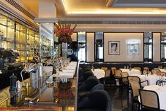 Get Inspired by @mbdsimages   Le Caprice LondonHospitality Design Projects Hospitality Furniture  Restaurant Architecture.  #Hospitality #RestaurantInteriorDesign #RestaurantFurniture  See more inspirations at https://www.brabbu.com/en/inspiration-and-ideas/