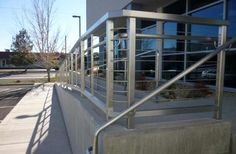 Ultra-tec® cable railing system by Paramount Iron