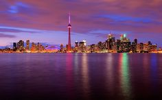 Toronto (our neighbor to the north)