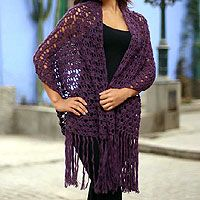 Plum Temptation from @NOVICA, They help #artisans succeed worldwide.